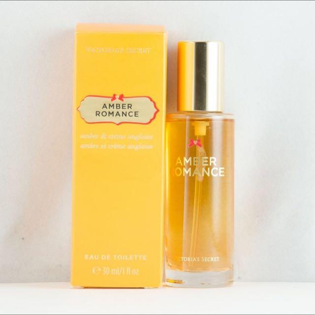 9a40c34c287 Victoria Secret Amber Romance Eau De Toilette