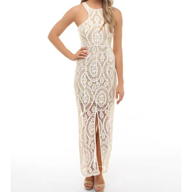 Winona Lace Maxi Dress