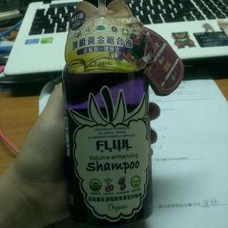 全新FLWL洗髮精(黑莓豐盈蓬鬆)