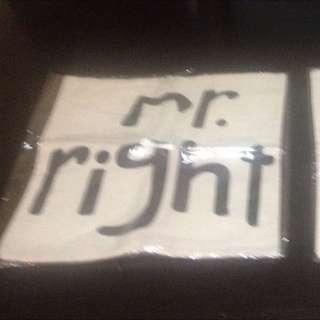 Mr & Mrs Pillow Cases