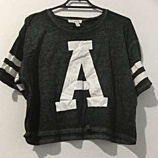Aeropostale Cropped Top