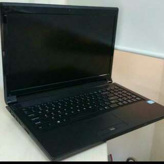 Gaming Laptop - Sager NP 8130