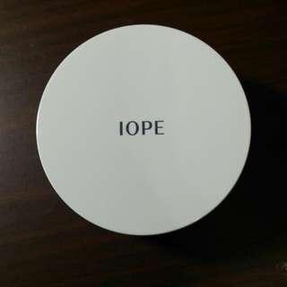 (保留) IOPE 艾諾碧 迷你版5g 水潤光感舒芙蕾粉凝乳XP 氣墊粉餅 C21