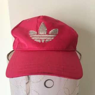 愛迪達休閒帽