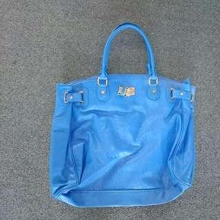 Cobalt Blue Colette Bag