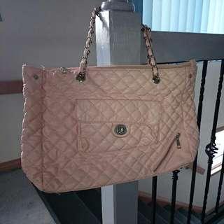 Baby Pink Shoulder Bag
