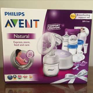 Philips Avent Breastfeeding Support Set SCD292/01