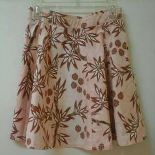Tailormade Batik Skirt