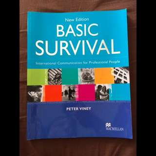 Basic Survival New Ed. with CD/1片