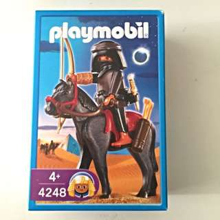 BNIB : Playmobil 4248 Robber With Horse