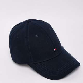 全新正品 Tommy Cap 老帽 復古男女 彎帽 可調 精品