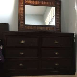 Chest Of 6 Drawers (RESERVED)
