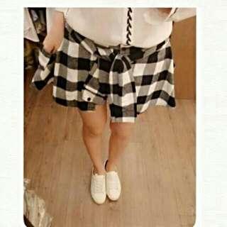✨韓版襯衫短褲裙✨