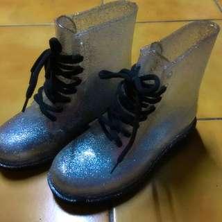 八成新 雨鞋