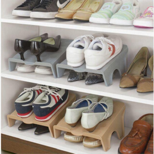 雙層鞋子收納架2入