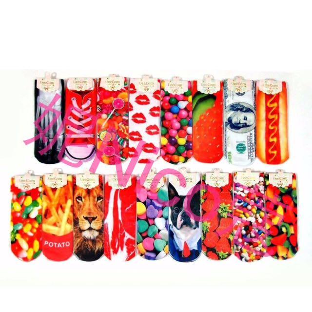 ✨愛不釋手✨異類造型襪《進化版》