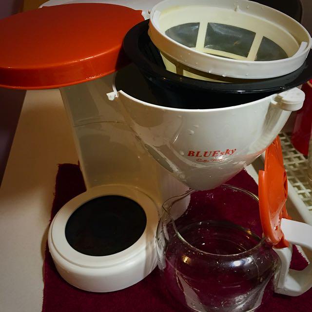 咖啡機/泡茶機(含運)