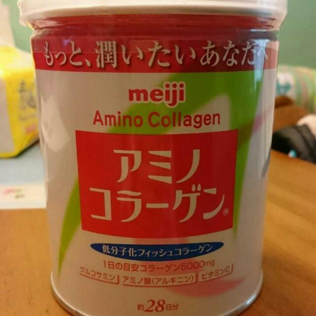 明治 膠原蛋白粉