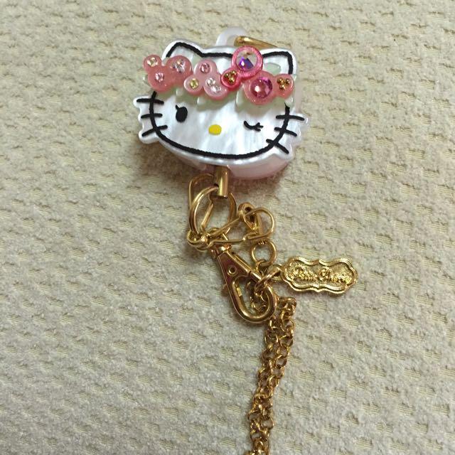 日本 Kitty 鑰匙圈