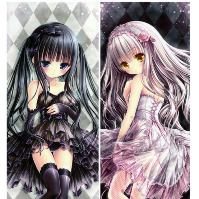 🈂 Tinkerbell Artworks Dakimakura (Dark)