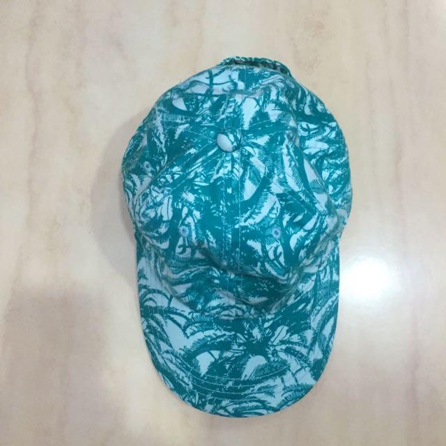 泰國品牌AIIZ椰子樹印花帽