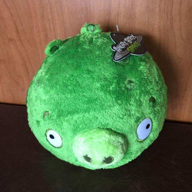 BN Angry Bird Pig Plushie