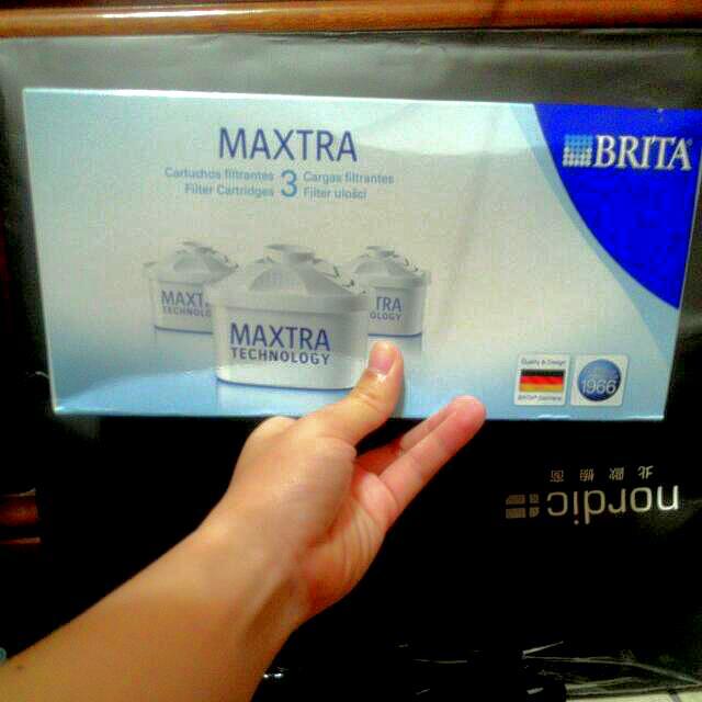 【含運】BRITA MAXTRA 濾心*3(一盒)