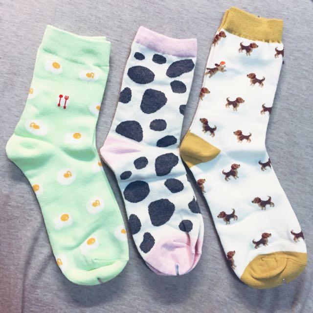 Caramella 襪子 長襪
