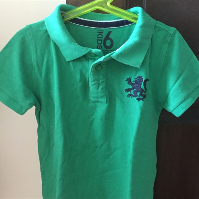 01c820aa7fab Cotton On Kids Polo T Shirt For Boys, Babies & Kids on Carousell
