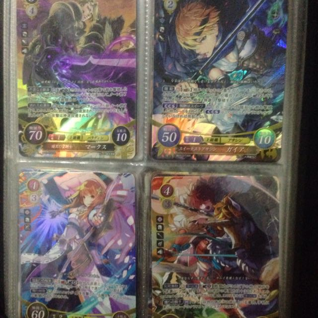 Fire Emblem Cipher Cards Cheap