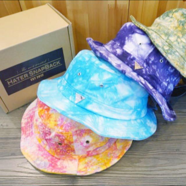 HATER 漁夫帽(含店到店喔)