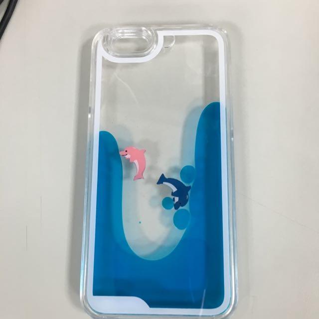 iphone6海豚手機殼