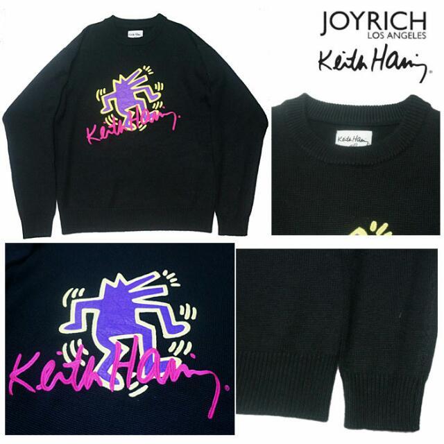 Joyrich x Keith Haring 長版針織毛衣