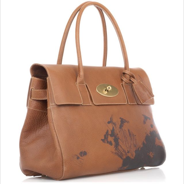 b60615d3da ... purchase limited edition mulberry bayswater ink print bag mint  condition luxury on carousell 2ad70 4163a