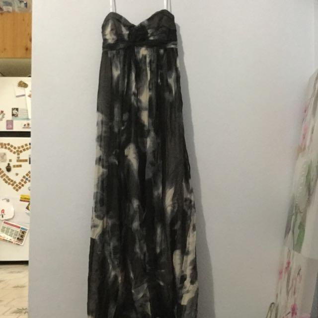 Maxi Wish Dress Size 8