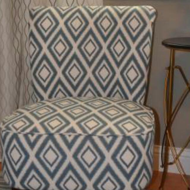 New Accent Chair