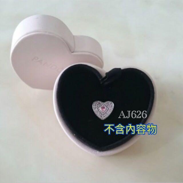 (待匯款)PANDORA 潘朵拉限量愛心珠寶盒