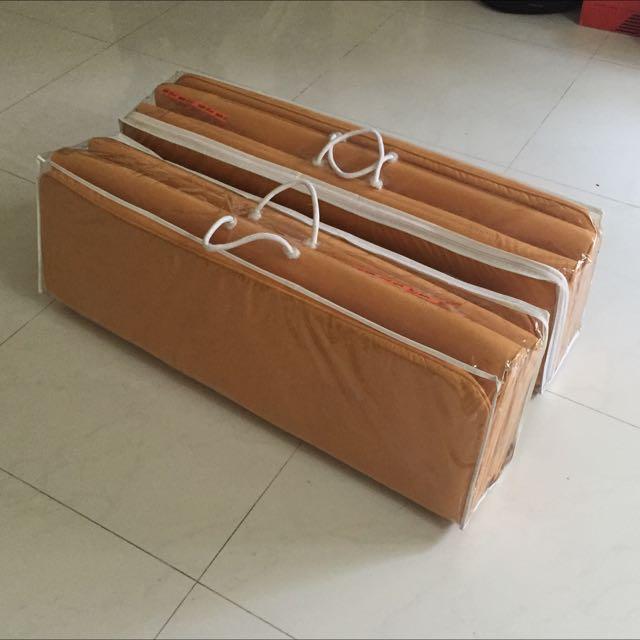 Preloved 6-Fold Mattress (1inch Thickness)