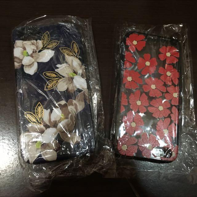 Sonix 大麗花 墨綠茶花 紅花 Iphone5/5s