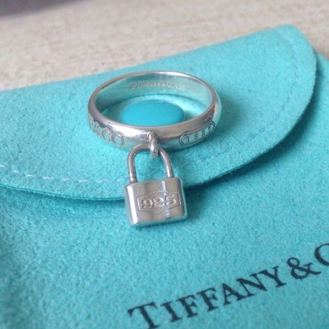 (保留中)正品二手Tiffany戒指
