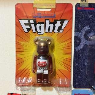 Bearbrick 庫柏力克熊 100%