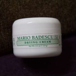 全新Mario Badescu Drying Cream 痘痘霜/遮暇霜