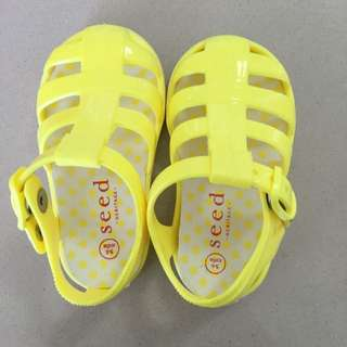 Seed Baby 3-6 months summer shoes