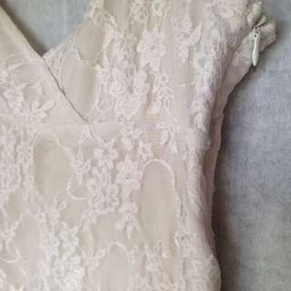 Festiv Lace Dress