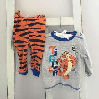 Tigger Disney Baby Pyjama