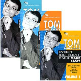 Tom Mullica Expert Impromptu Magic Made Easy Download