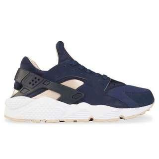 (含運)Nike Huarache 深藍
