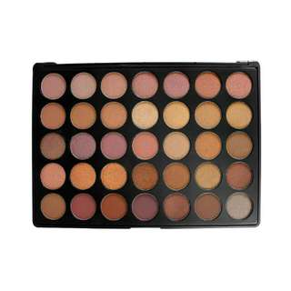 <Reserved> Morphe 35T TAUPE PALETTE