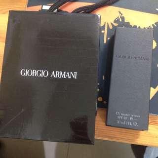 Giorgio Armani 全新高效防護妝前乳SPF40