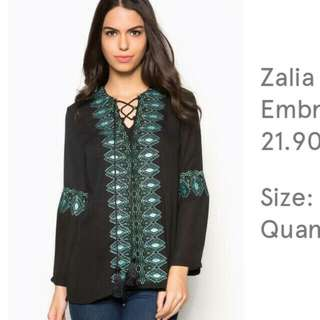 New ZALIA